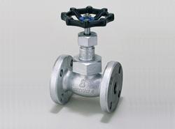 【GINGER掲載商品】 型式:M20K ガス用 日立金属:玉形弁 FDL-40A:配管部品 店-DIY・工具