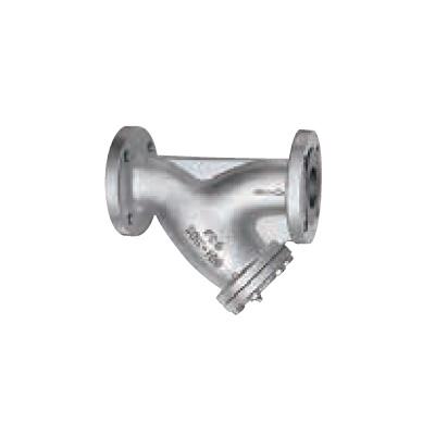 大和バルブ:ダクタイル鋳鉄バルブ Y形ストレーナ 型式:D20Y-40