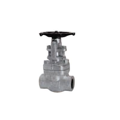お気に入りの 型式:T8SG-40:配管部品 店 ゲートバルブ 大和バルブ:鍛鋼バルブ-DIY・工具