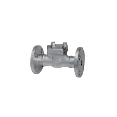 大和バルブ:鍛鋼バルブ リフトチェッキバルブ 型式:T8LC-40