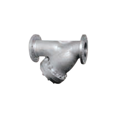大和バルブ:鋳鋼バルブ Y形ストレーナ 型式:C10Y-20