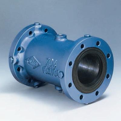 OKM:ピンチバルブ エアー式 型式:704-40 ピンチバルブ