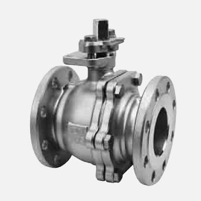 オーエヌ工業:F式二方ボールバルブ(SCS14) 型式:J-715-3/4(SCS14)