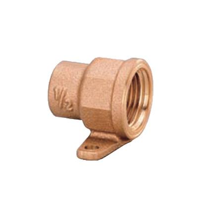 オンダ製作所:座付水栓ソケット 青銅製 日本水道協会認証登録品 お買得パック 型式:PD-013-S(1セット:40個入)