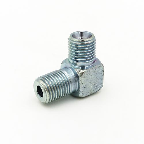油圧機器 伝動機器 潤滑機器 油圧ホース金具 新登場 清水製作所:ホースアダプター SS 型式:SR34-3 送料込 油圧ホースアダプター
