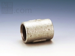 吉年:白継手・ソケット (お買い得パック) 型式:S-1/8-白(1セット:600個入)