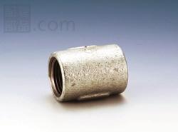 吉年:白継手・ソケット (お買い得パック) 型式:S-1/4-白(1セット:120個入)