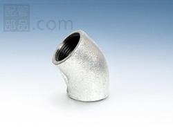 吉年:白継手・45°エルボ (お買い得パック) 型式:BL45°-1/4-白(1セット:400個入)