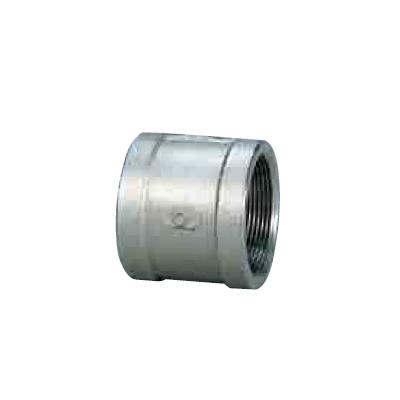 JFE継手:白継手・ソケット (お買い得パック) 型式:S-1/8-白-N(1セット:200個入)