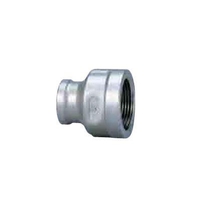 JFE継手:白継手・径違ソケット(二段落ち) (お買い得パック) 型式:RS-1/4×1/8-白-N(1セット:150個入)