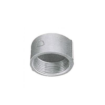 帝国金属:白継手 キャップ (お買い得パック) 型式:CA-3/8-白-カブト(1セット:50個入)