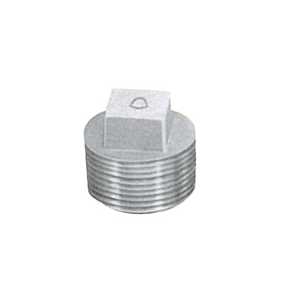 帝国金属:白継手 プラグ (お買い得パック) 型式:P-1/2-白-カブト(1セット:320個入)