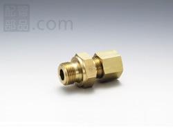 油圧機器 伝動機器 潤滑機器 油圧継手 フランジ 銅管食い込み 新品未使用正規品 国内調達品:銅管用くい込み継手 15MPa 手数料無料 B型 平行ネジコネクター 型式:GC-12-G3 8-B GC