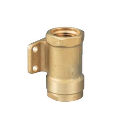 オンダ製作所:ダブルロックジョイント 座付水栓ソケット 黄銅製 型式:WJ9-1310-S(1セット:10個入)