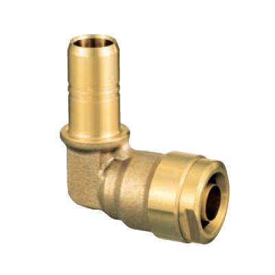 オンダ製作所:ダブルロックジョイント 黄銅製 型式:HL24C-1620-S(1セット:8個入)