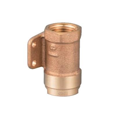 オンダ製作所:ダブルロックジョイント 座付水栓ソケット 青銅製 お買い得パック 型式:WJ9-1310C-S(1セット:80個入)