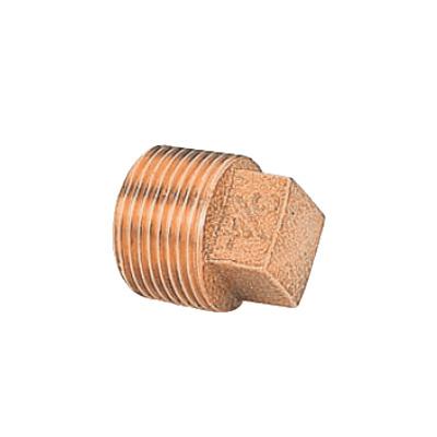 オンダ製作所:砲金プラグ 青銅製 型式:OT-080-S(1セット:35個入)