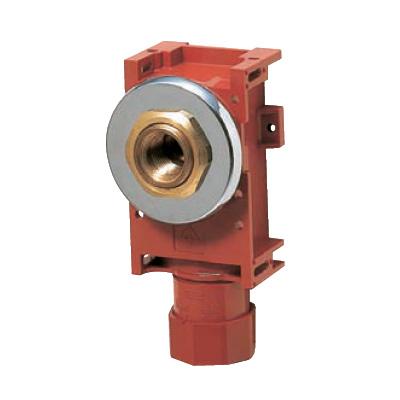 オンダ製作所:水栓ジョイントボックス 青銅継手 <A-4> 型式:WA4-13S25(1セット:10個入)