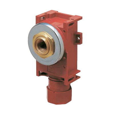 オンダ製作所:水栓ジョイントボックス 青銅継手 <A-4> 型式:WA4-13LL25(1セット:10個入)