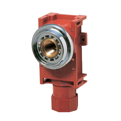 オンダ製作所:水栓ジョイントボックス 青銅継手 座付水栓用 <A-4> 型式:WA4-10L22Z(1セット:10個入)
