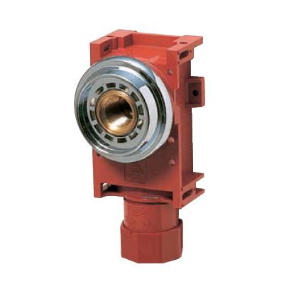 オンダ製作所:水栓ジョイントボックス 青銅継手 座付水栓用 <A-4> 型式:WA4-13L22Z(1セット:10個入)