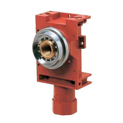 オンダ製作所:水栓ジョイントボックス 青銅継手 座付水栓用 <A-4N> 型式:WA4N-13L25Z(1セット:10個入)