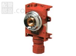 オンダ製作所:水栓ジョイントボックス 青銅継手 座付水栓用 <A-4R> 型式:WA4R-13L25Z(1セット:10個入)