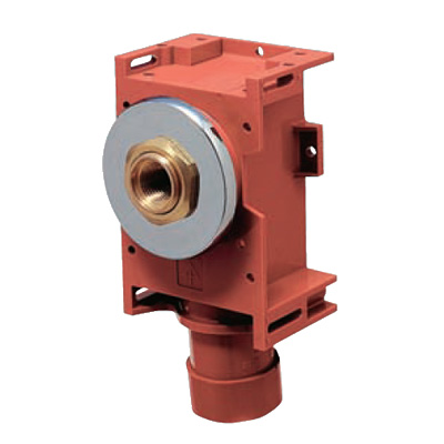 オンダ製作所:水栓ジョイントボックス 青銅継手 型式:WA5C-16L30(1セット:10個入)