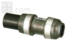 オンダ製作所:ダブルロックジョイントP 樹脂製 HIVP接続アダプター 型式:WPJ27-2013-S(1セット:40個入)