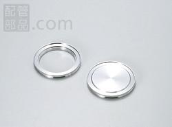 国内調達品:ISO-MFフランジ 穴あきタイプ(A) <ISO-MF> 型式:ISO-MF-80-65