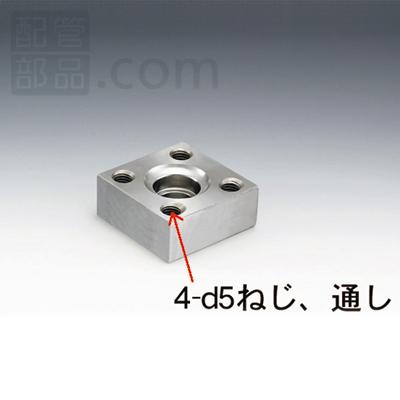 国内調達品:油圧用210kgf/cm2管フランジ (ステンレス用) <SSB> 型式:SSB50(SUS)