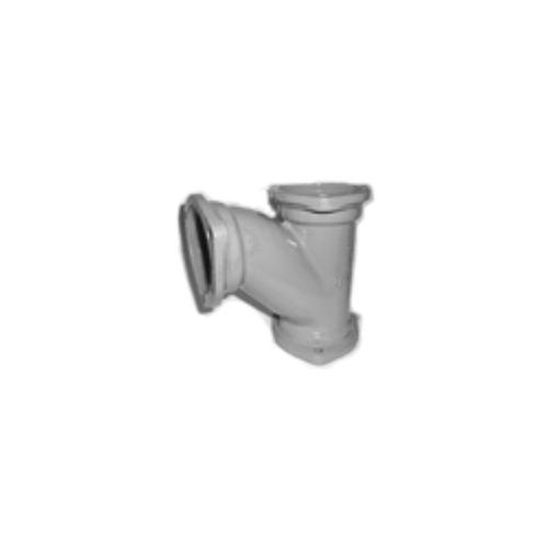 伊藤鉄工(IGS):排水鋼管用可とう継手・MD(フランジ付) 90°大曲りY 型式:TY-125