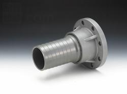 国内調達品:エンビ製フランジ接手 10K 型式:FK-3-150-10K