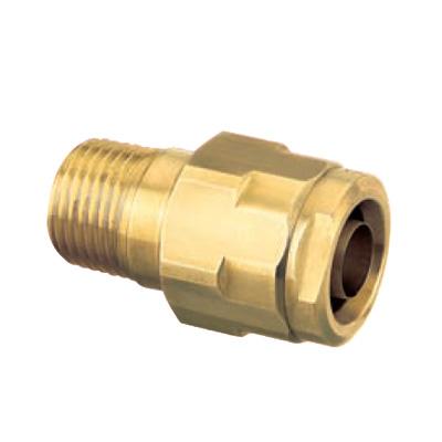オンダ製作所:ダブルロックジョイント WJ1型 黄銅製 日本工業規格製品認証品 お買得パック 型式:WJ1-1313-J(1セット:80個入)