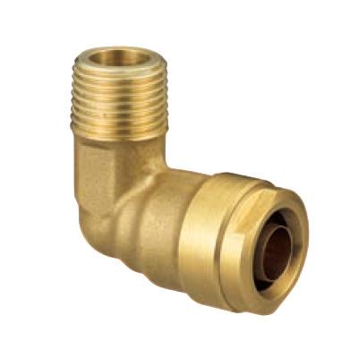オンダ製作所:ダブルロックジョイント WL1型 黄銅製 お買得パック 型式:WL1A-2016-S(1セット:10個入)