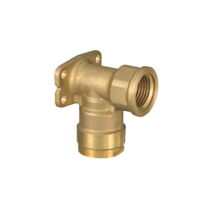 オンダ製作所:ダブルロックジョイント 座付水栓エルボ WL5型 お買得パック 型式:WL5-1310-S(1セット:10個入)