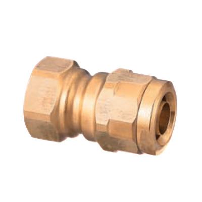 オンダ製作所:ダブルロックジョイント WJ2型 青銅製 お買得パック 型式:WJ2C-2020C-S(1セット:32個入)