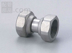 日立金属:ナット付き短管 型式:ZLSP-13×50(1セット:50個入)