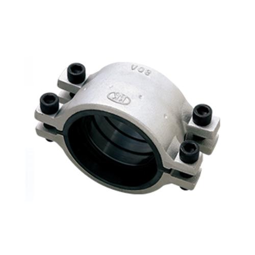 児玉工業:鋼管兼用型圧着ソケット(継手部・直管部) 型式:S100A