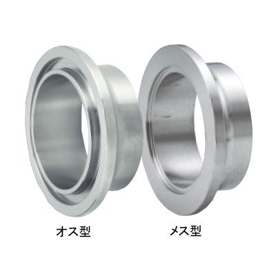 協和ステンレス:ガス管サイズ ヘルール オス型 型式:30fo-250A