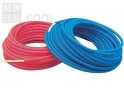 カクダイ:サヤ管つき架橋ポリエチレン管 型式:672-133-30R (16×28)
