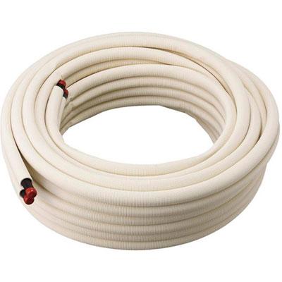 SANEI(旧:三栄水栓製作所):保温材付ペアホース 型式:T4203-862-15A×20