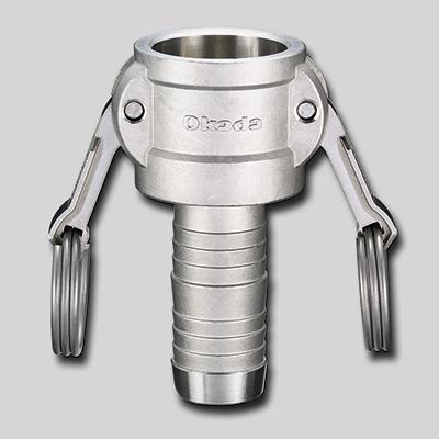 フローバル:レバーカップ ステンレス製 型式:KLC-323