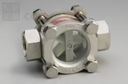 ワシノ機器:羽根車式サイトグラス 型式:GEDS-R-25