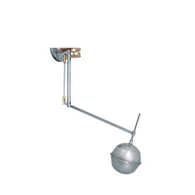 アイエス工業所:膨張タンク用複式ボールタップ(呼び径:25mm) WNC 型式:WNC-25