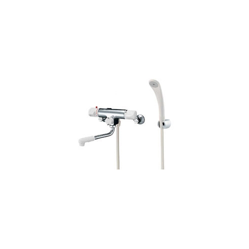 カクダイ:サーモスタットシャワー混合栓(逆配管) 型式:173-132