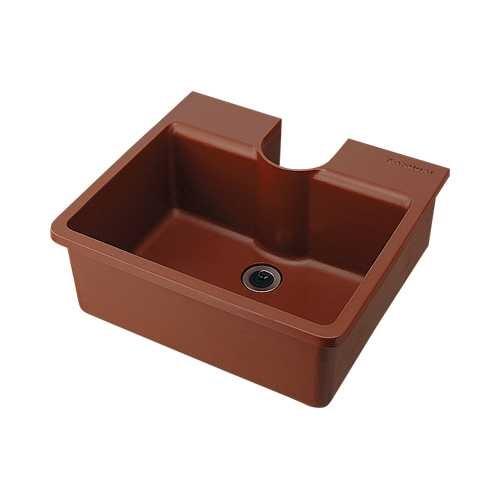 カクダイ:水栓柱パン(円柱用) 型式:624-901