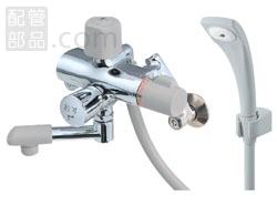 SANEI(旧:三栄水栓製作所):サーモシャワ混合栓(自閉式) 型式:SK18060-13