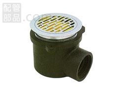 アウス:非防水用床排水トラップ・横型 型式:D-5AY-50