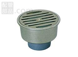 排水 通気金具 床排水トラップ 訳あり商品 ワントラップ 型式:D-36V-PU-125×75 アウス:ワントラップ VP VU兼用 大決算セール